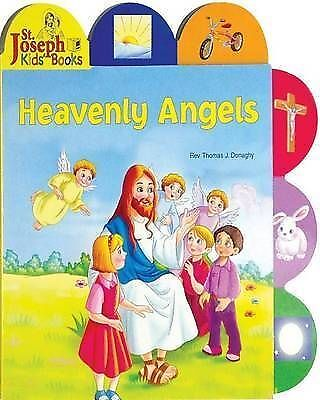 1 of 1 - Heavenly Angels: Tab Book by Donaghy, Thomas -Hcover