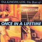 Best of Talking Heads: Once in a Lifetime by Talking Heads (CD, Oct-1992, Emi)