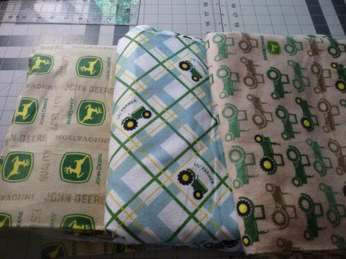 John Deere flannel Fabrics for Dog Belly Bands Male Dog Carol/'s Crate Covers