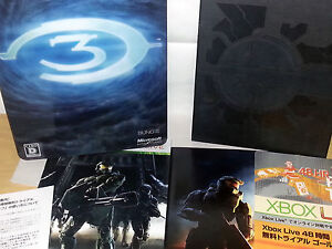 HALO-3-FIRST-PRINT-LIMITED-EDITION-USATO-COME-NUOVO-XBOX-360-ED-JAP-VBC-53122