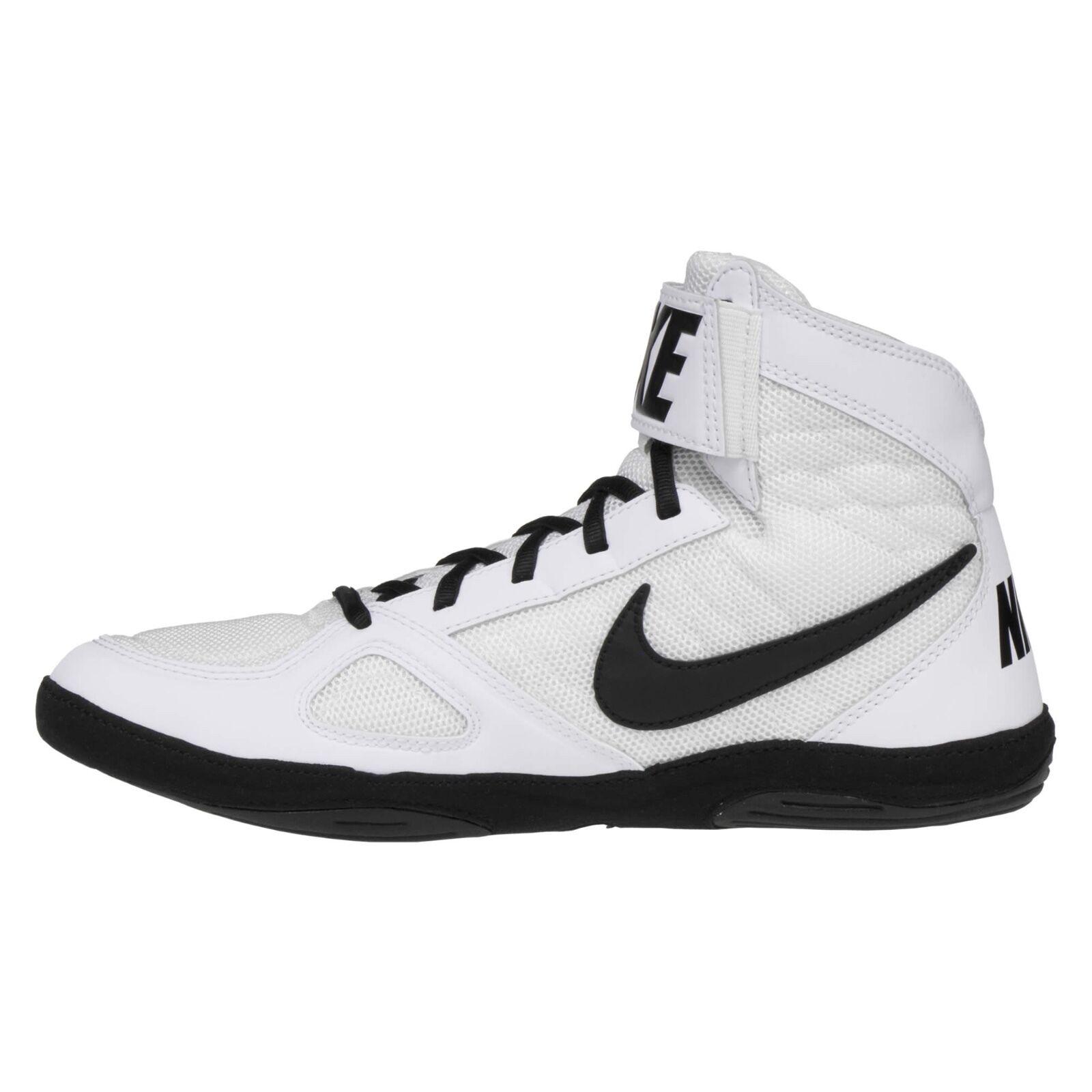 Nike 366640 100 Takedown 4 Men's and Women's Wrestling Shoes men's size 14