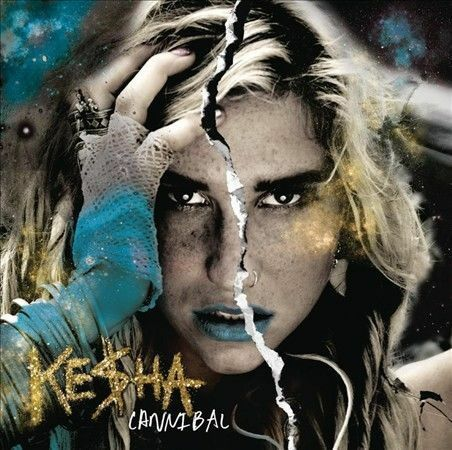 Kesha : Cannibal Pop 1 Disc CD