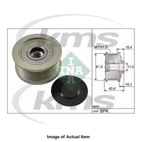 New Genuine INA Alternator Freewheel Clutch Pulley 535 0115 10 Top German Qualit