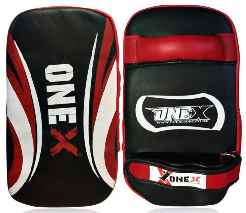 FOCUS PAD Gancio E Jab Mitt Kick Boxing MMA Sciopero Punzone Sacchetto Kick Pad dritto