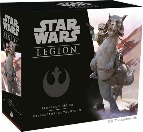 Star Wars Legion Tauntaun Reiter Erweiterung SWL Rebellen Deutsch//Italienisch