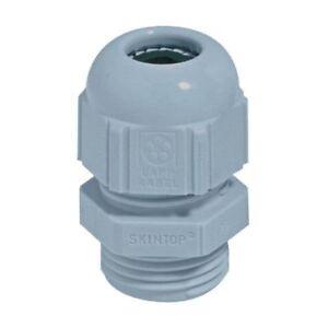 LAPPKABEL-53111000-SKINTOP-ST-M-12x1-5-Serre-cable-gris-argente-3-5-7mm
