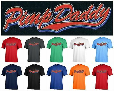 Adult Pimp Daddy Shirt