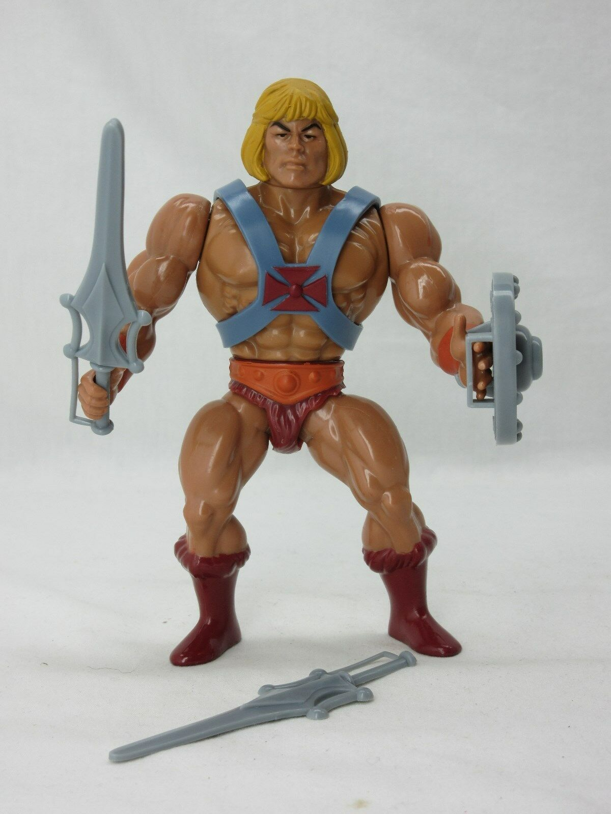 MOTU,HE-MAN,EPIC BATTLES,Masters of the Universe,100% complete,He Man