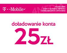 DOŁADOWANIE DOLADOWANIE - TMOBILE T-MOBILE 25 PLN [Szybka realizacja/PayPal/Prze