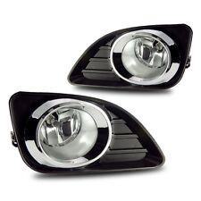 2010-2011 Toyota Camry Fog Light w/Wiring Kit & Installation Instruction