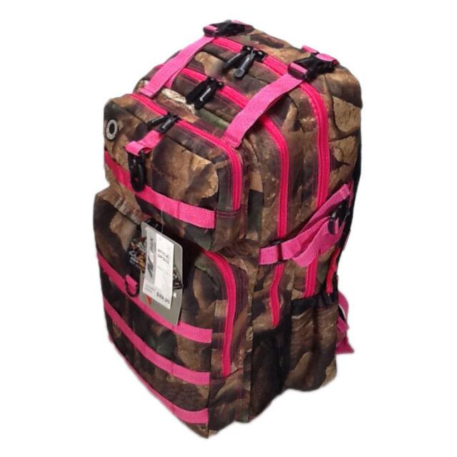 NexPak 21inch 2000 CU in Great Hunting Camping Hiking Backpack Dp321 ... a98704cdba