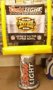 NFL-Super-Bowl-Coors-Goal-Post-Super-Bowl-XXXVIII-New-England-Patriots