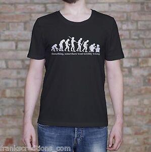 Something-Somewhere-Went-Terribly-Wrong-Shirt-Men-Gift-Funny-T-Shirt