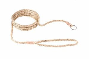 Classic Colors Alvalley Nylon Slip Lead with Stop for Dogs 4mm X 6ft