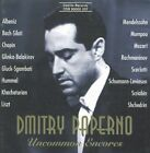 Liszt Chopin Mozart Paperno - Uncommon Encores CD