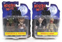 Mezco Toys Monster Mez-itz Two Packs