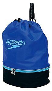 Speedo-Japan-Swim-Swimming-Swimmer-039-s-Bag-Back-Pack-SD95B04-Blue