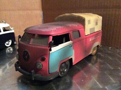 Jada 253285000 Camionnette 1:24 avec Figurine