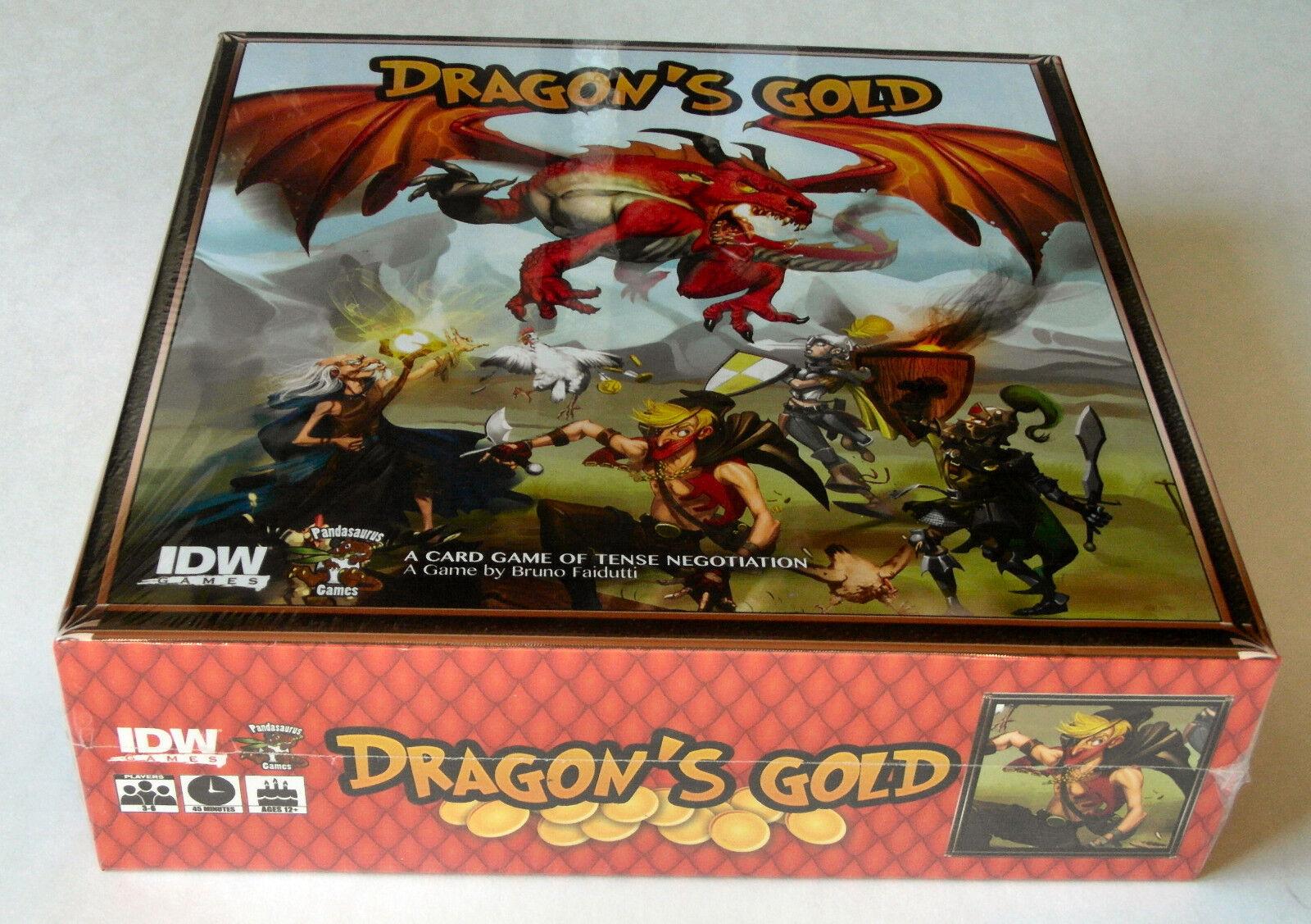 Dragon's gold - IDW Games - 2001