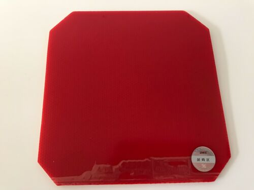 Table Tennis Rubber DHS SKYLINE 3-60  Ping Pong Sponge Red 2.10mm ITTF Approved