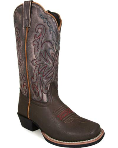6681 Smoky Mountain Women/'s Fusion #2 Western Boot Square Toe