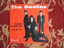 The Beatles Please, please me/ Ask me why Parlophon QMSP 16346 MINT-