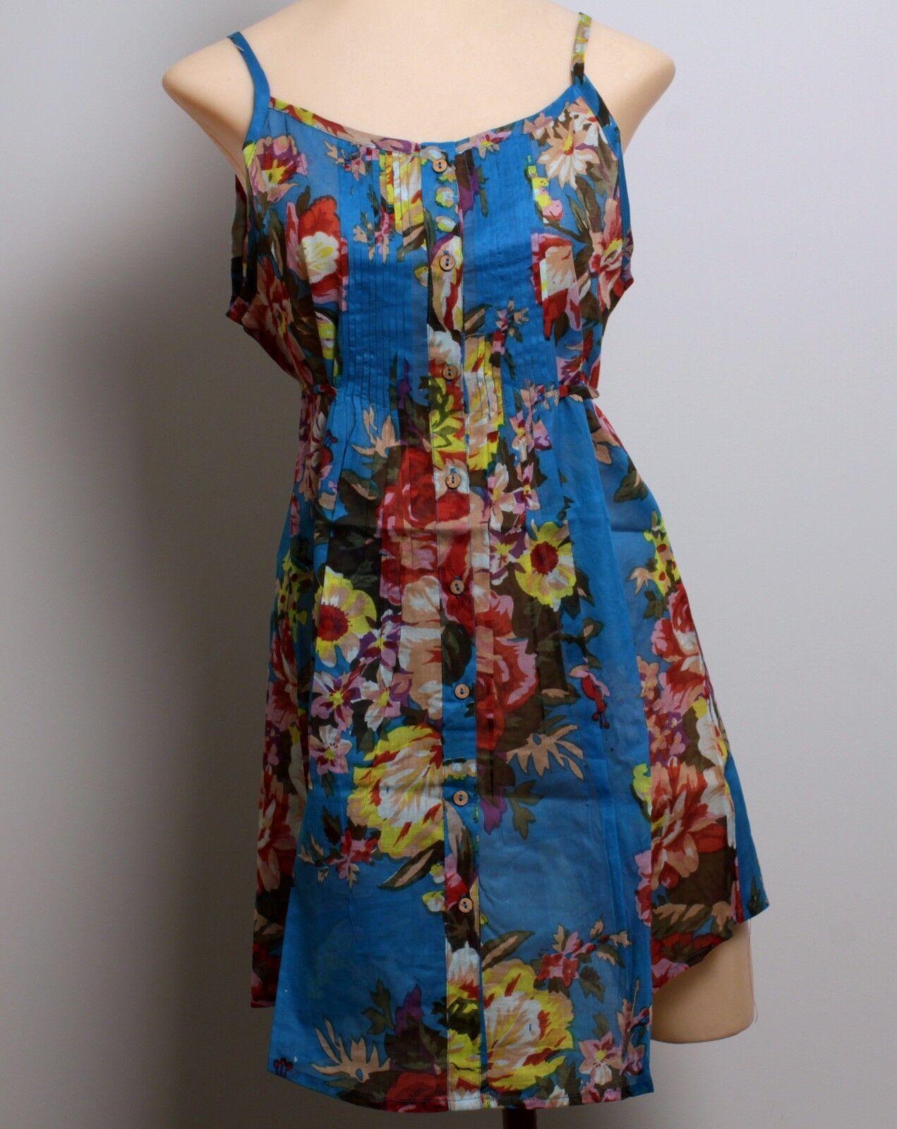 Womans Tasha Polizzi Sheer Floral Blouse Long Top Sundress NEW