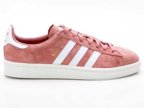By9841 Adidas W Pink Campus weiß wUXxBqRx1
