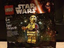 LEGO 5002948 C-3PO Star Wars Force Awakens Exclusive Polybag Kylo Ren Droid