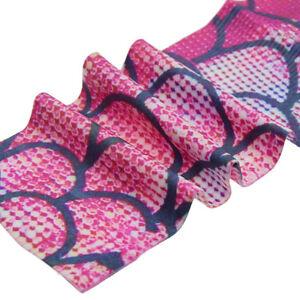 Novelty-Mermaid-Printed-Socks-Knee-High-Leggings-Cosplay-Women-Stockings