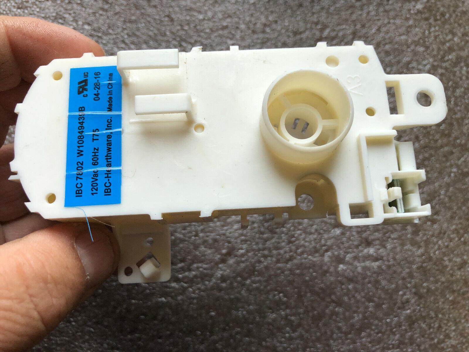 ERP W10239942 for Whirlpool Washer Dispenser Diverter Valve AP5324814 PS3502926