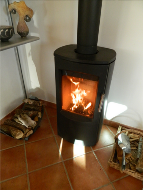 Baffle Stove Spares to Suit ACR Earlswood III Stove Bricks Glass