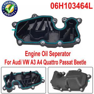 Engine-Oil-Seperator-For-Audi-VW-A3-A4-Quattro-Passat-Beetle-06H103464L-Pretty