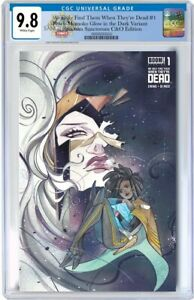We-Only-Find-Them-When-They-039-re-Dead-1-Momoko-Glow-In-The-Dark-Variant-CGC-9-8