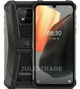 """ULEFONE ARMOR 8 PRO RUGGED 6gb 128gb Waterproof 6.1"""" Face Id Android 11 LTE NFC"""