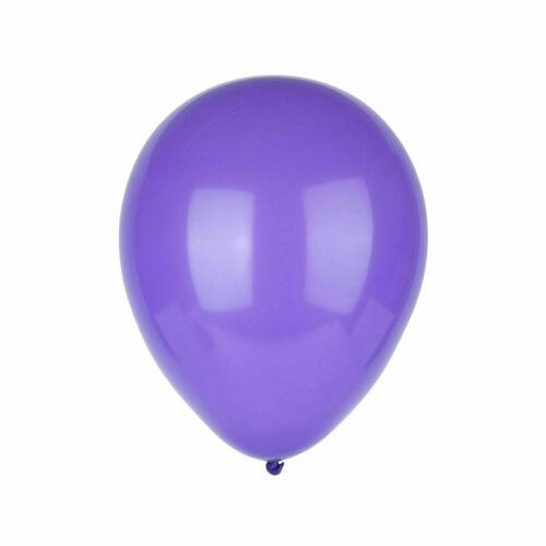 "10-100 10/"" 5/"" PEARL Metallic BALLOONS BALLON helium BALOON Birthday WeddingParty"