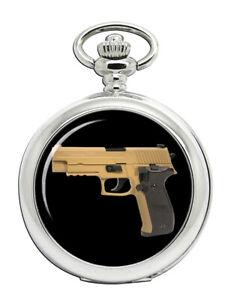 Sig-Sauer-P226-Taschenuhr