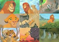 Lion King 1994 Amc Theaters Skybox Complete Base Card Set Of 16