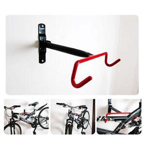New-Cycling-Bike-Wall-Mount-Rack-Hanger-Bicycle-Steel-Hook-Holder-US-Ship