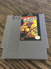 8 Eyes Original Nintendo NES Cart Works NE1