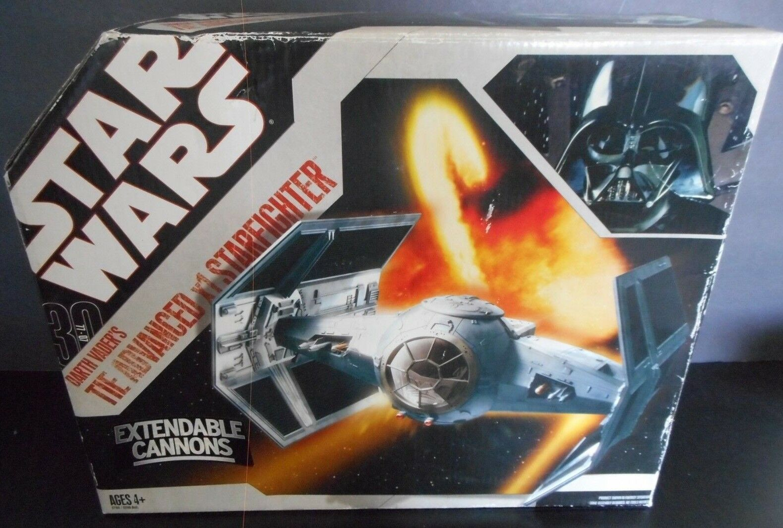 Star Wars Darth Vader's the Advanced x1 Starfighter extensible canons véhicule