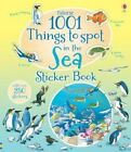 1001 Things to Spot in the Sea Sticker Book by Usborne Publishing Ltd (Paperback, 2015)