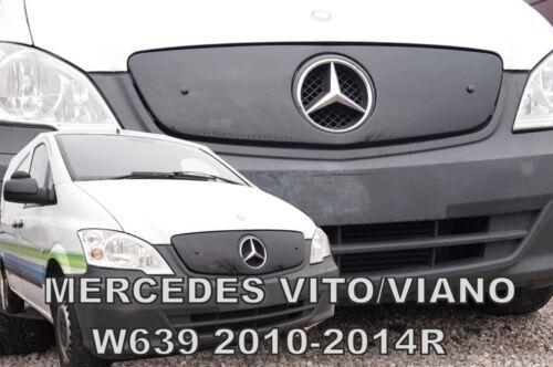 HEKO 04071 Winterblende für Frontgrill Grillblende für MERCEDES Vito Viano W639