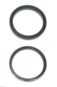 Rear Caliper Pressure Oil Seal /& Dust Seal Set Suzuki GSF 1200 Bandit  Mk1 96-00