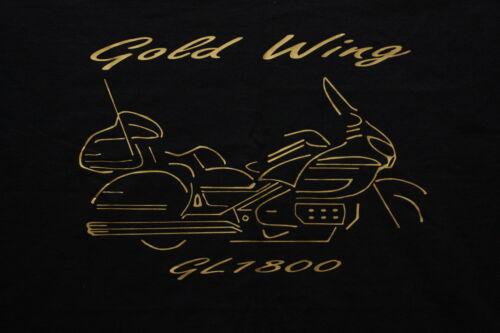 Honda Goldwing 1800 Tee Shirt Graphic Design Long or Short Sleeve