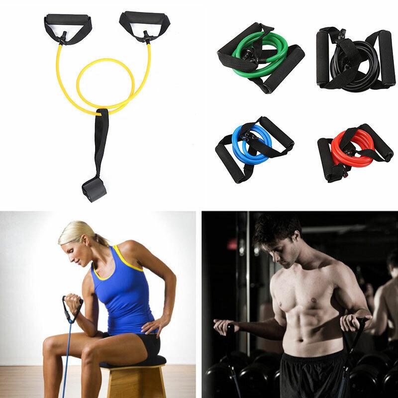 Fitness Latex Pilates Equipment Gym Pull Tube