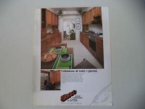 advertising Pubblicità 1981 CUCINE GATTO - CAMERANO ANCONA | eBay