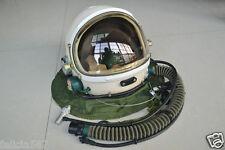 Original MiG Fighter Pilot Flight Helmet Tk-4A,Sun-visor,Oxygen Mask