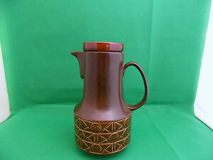 Beswick-2211-Brown-Coffee-Pot