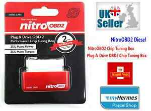 nitro obd tuning box chip vw golf passat transporter t5 t6